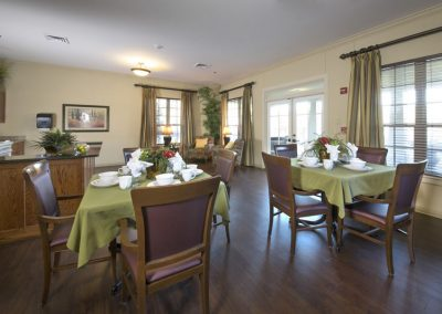 Family Style Diningroom